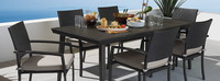 Portofino® Casual 7 Piece Dining Set - Dove Gray