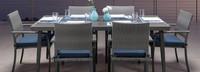 Portofino® Casual 7 Piece Dining Set - Laguna Blue