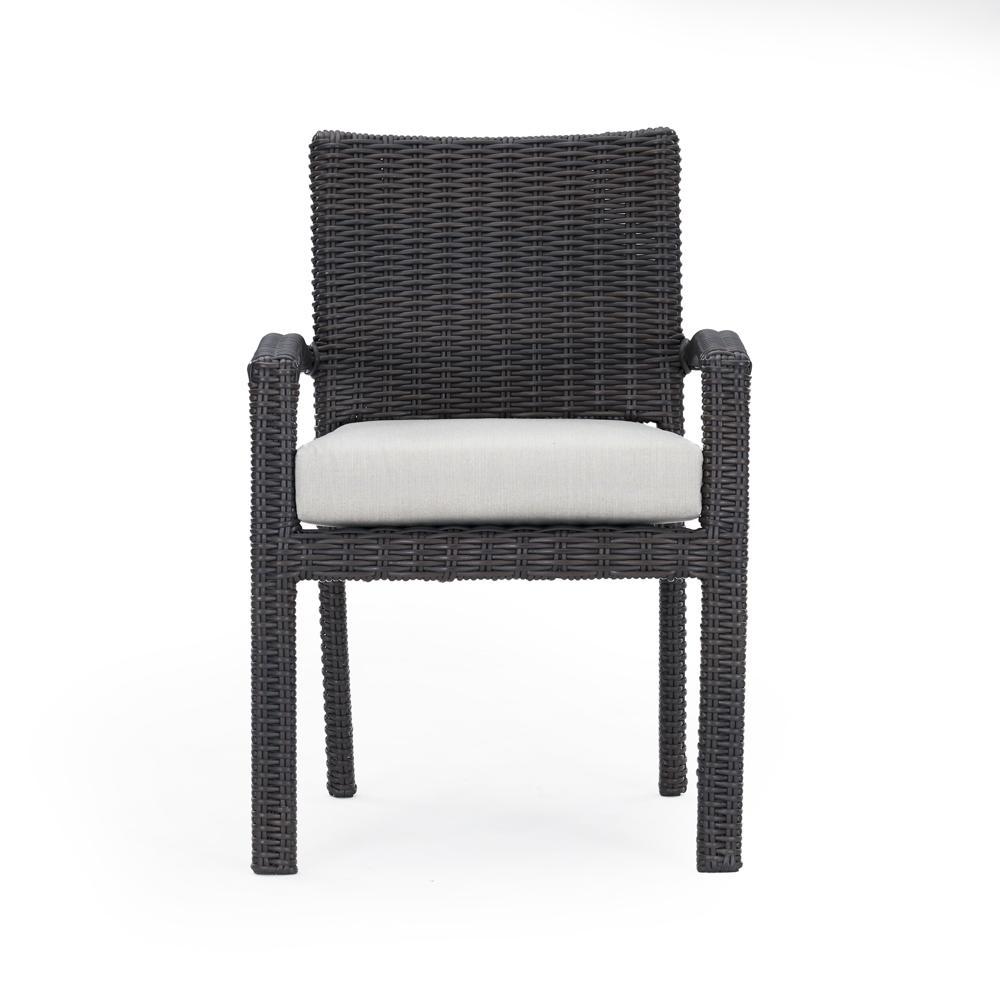 Portofino Repose 8pk Dining Chairs - Dove Gray