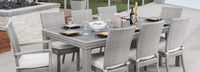 Cannes™ Woven Dining Set - Moroccan Cream
