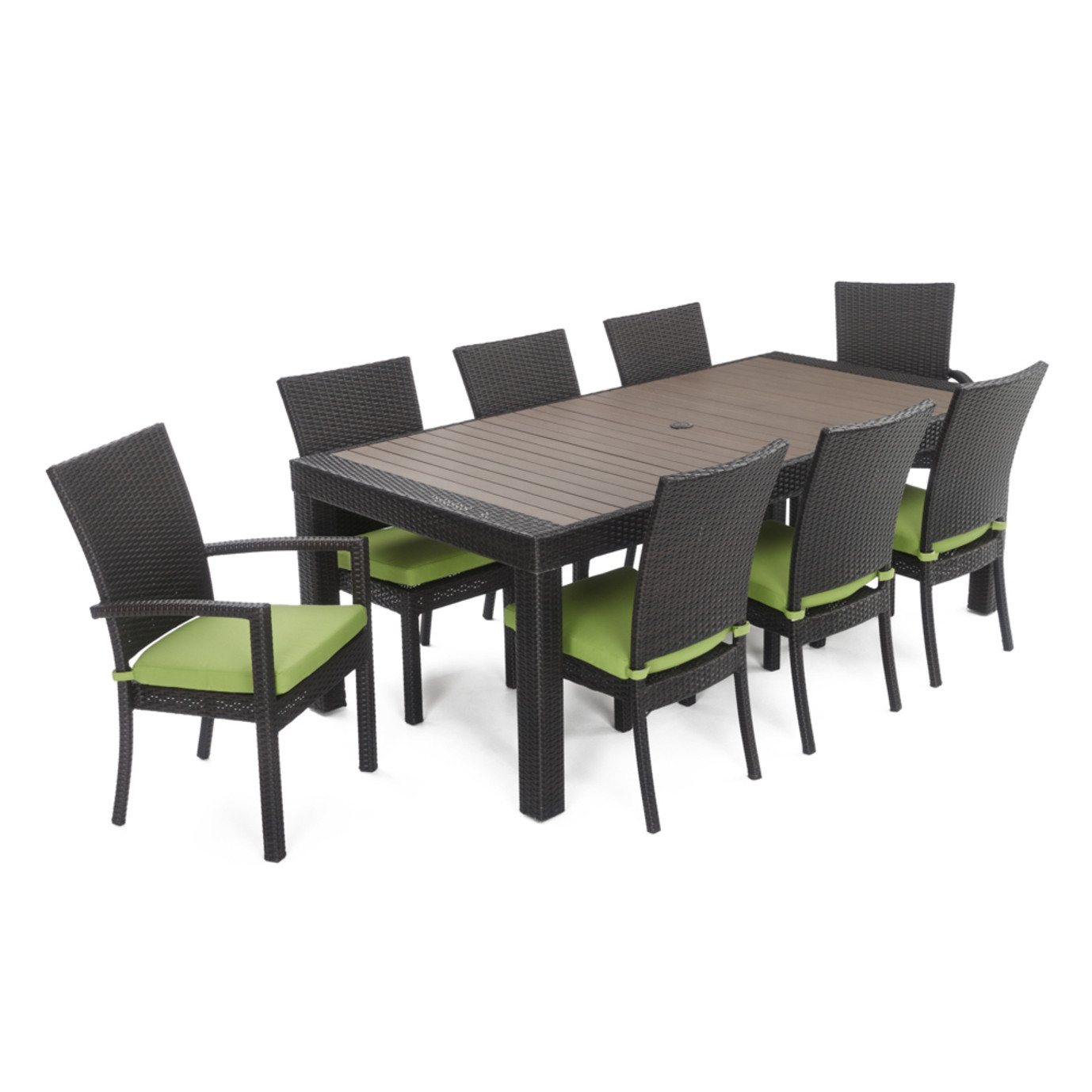 Deco™ 9pc Dining Set - Ginkgo Green