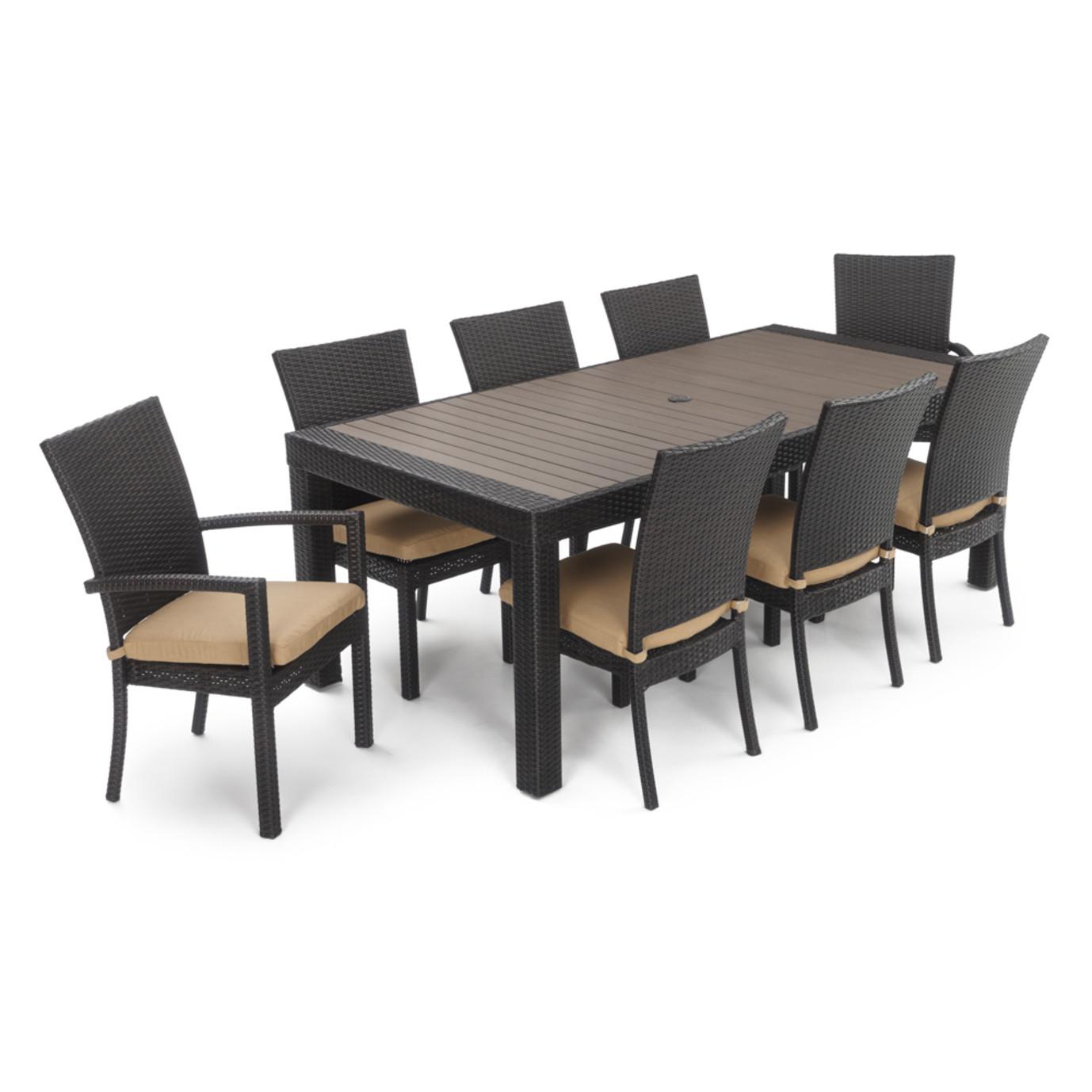 Deco™ 9pc Dining Set - Maxim Beige