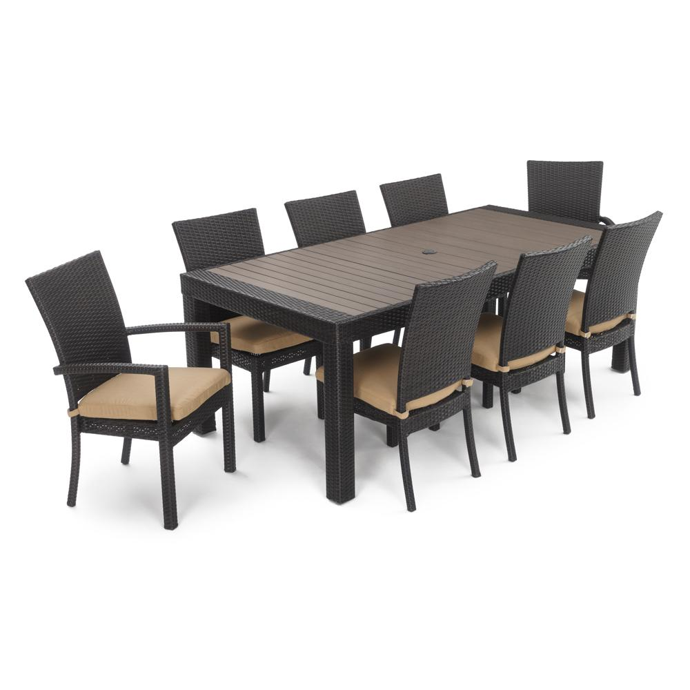 ... Deco™ 9pc Dining Set   Maxim Beige ...