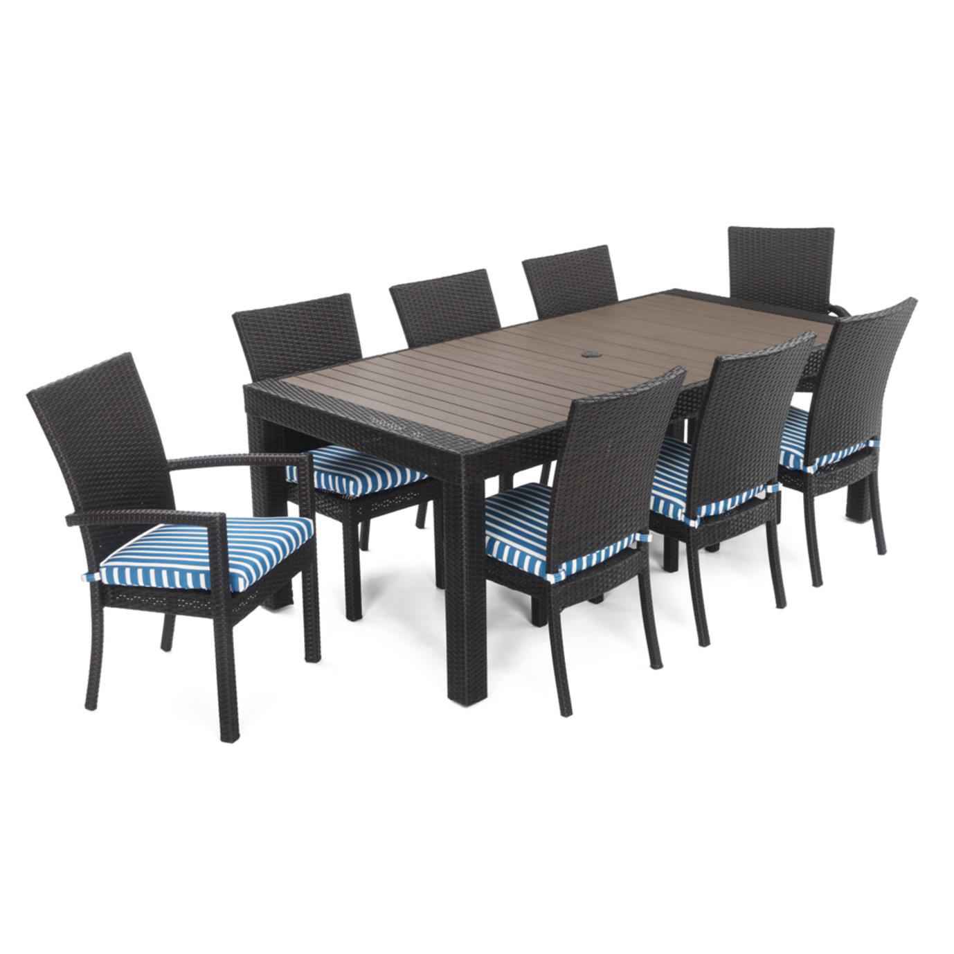 Deco™ 9pc Dining Set - Regatta Blue