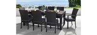 Deco™ 9 Piece Dining Set - Slate Gray
