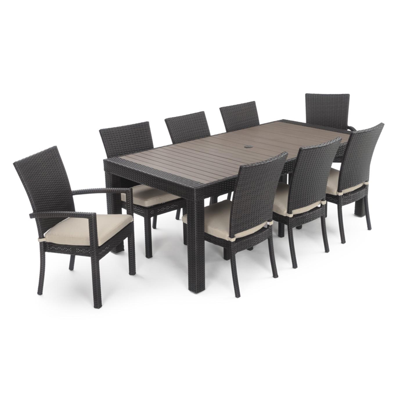 Deco™ 9pc Dining Set - Slate Grey