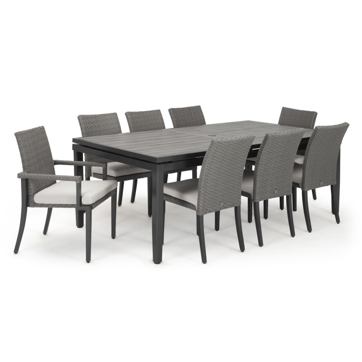 Vistano® 9pc Outdoor Dining Set