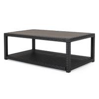 Portofino® Comfort Faux Wood Coffee Table - Espresso
