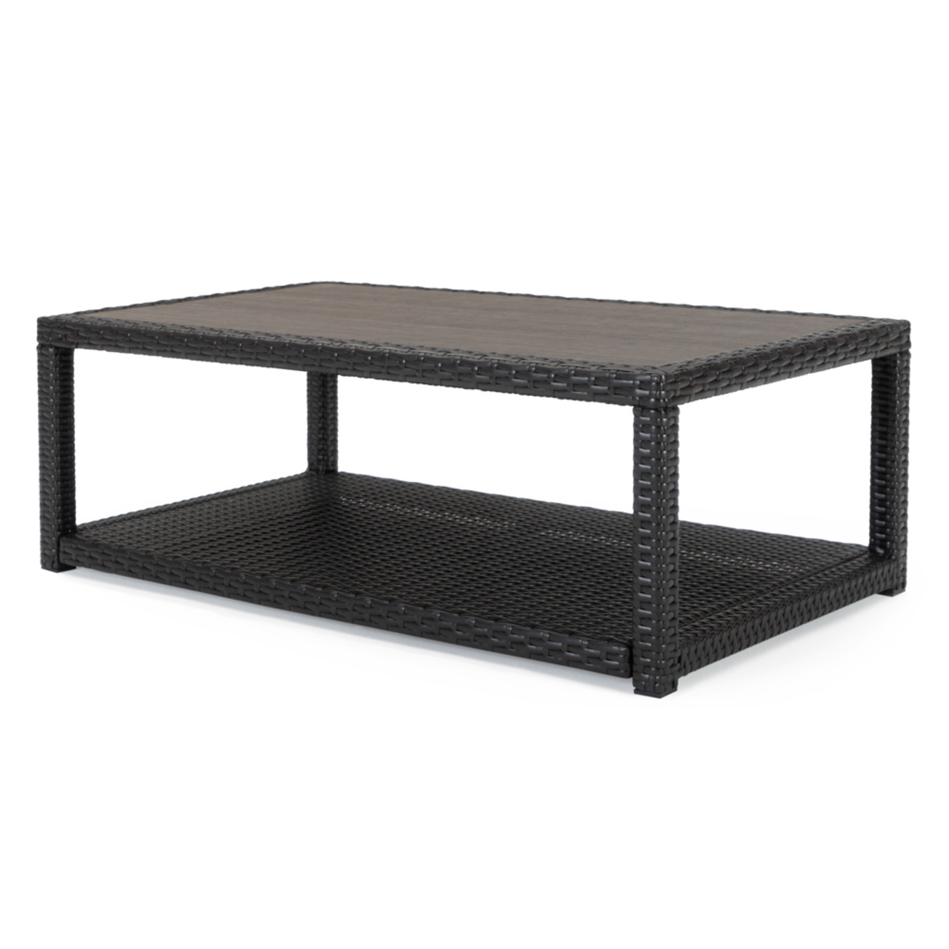 Portofino® Comfort Faux Wood Coffee Table - Espresso