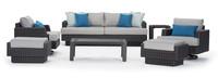 Portofino® Repose 19 Piece Motion Estate Set - Dove Gray