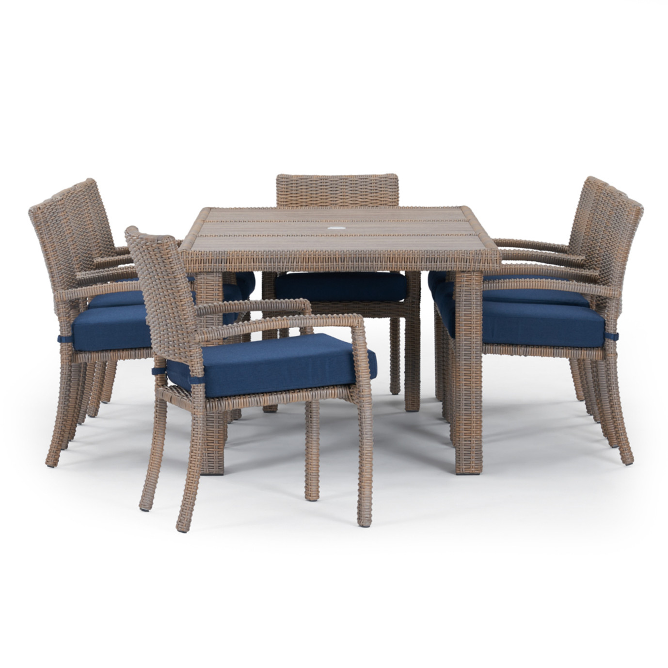Portofino Repose 19 Piece Estate Collection - Laguna Blue
