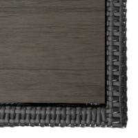Portofino® Comfort Faux Wood Side Table - Espresso