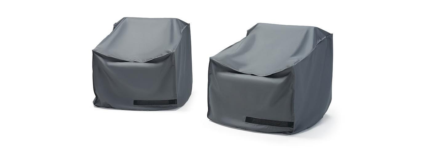 Milo™ 2 Piece Club Chair Furniture Cover Set