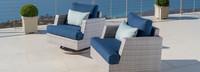 Portofino® Comfort 2 Piece Club Chair Furniture Cover Set