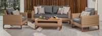 Mili™ 4 Piece Seating Furniture Cover Set