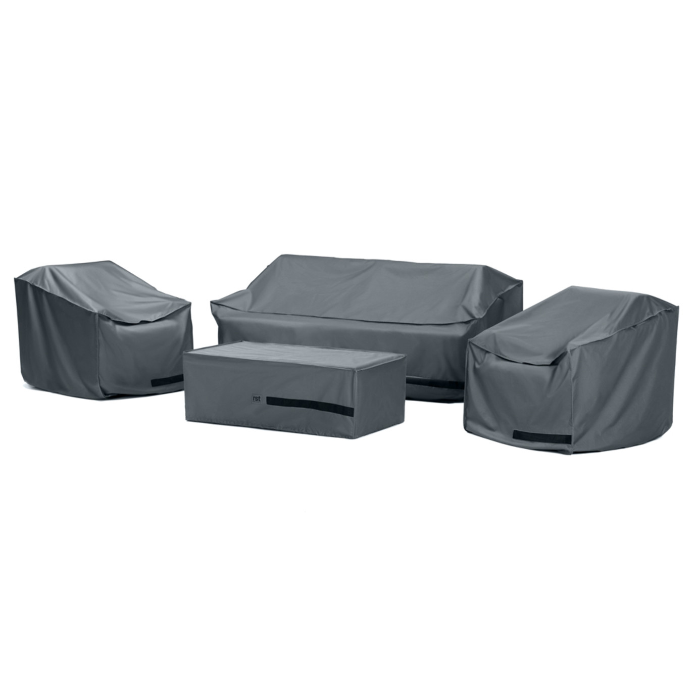 Milo™ 4 Piece Seating Furniture Cover Set
