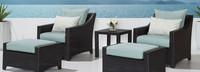 Deco™ 5 Piece Club Chair Furniture Cover Set