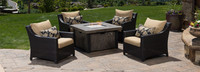 Deco™ 5 Piece Fire Chat Furniture Cover Set