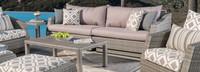 100x33 2 Piece Sofa Furniture Cover