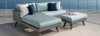 Portofino® Casual 3pc Chaise Furniture Cover Set