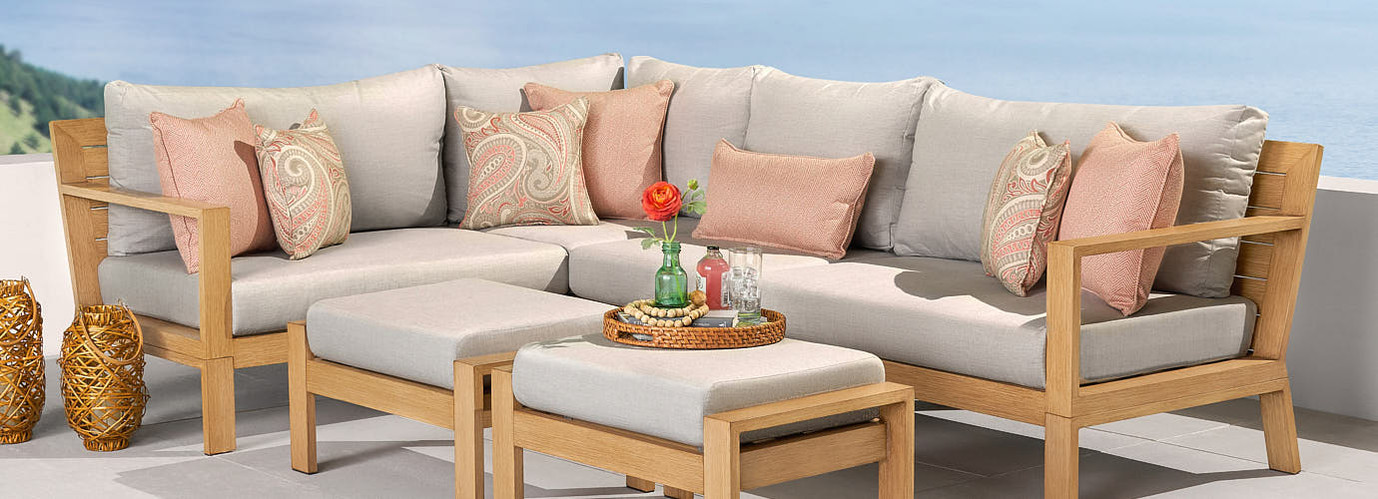 Capri™ 6 Piece Sectional Furniture Cover Set