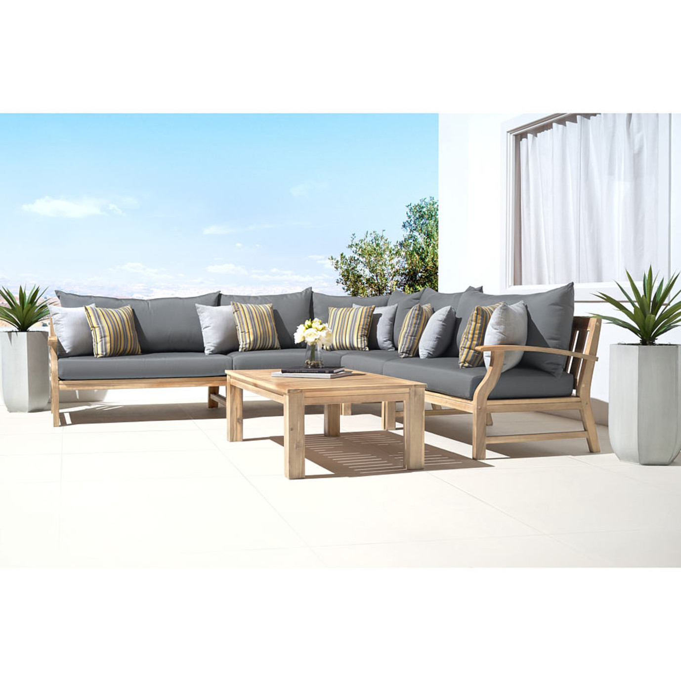 Kooper™ 6 Piece Sectional Furniture Cover Set