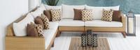 Mili™ 6 Piece Sofa Sectional Furniture Cover Set