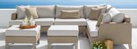 Portofino® Sling 6 Piece Sectional Furniture Cover Set