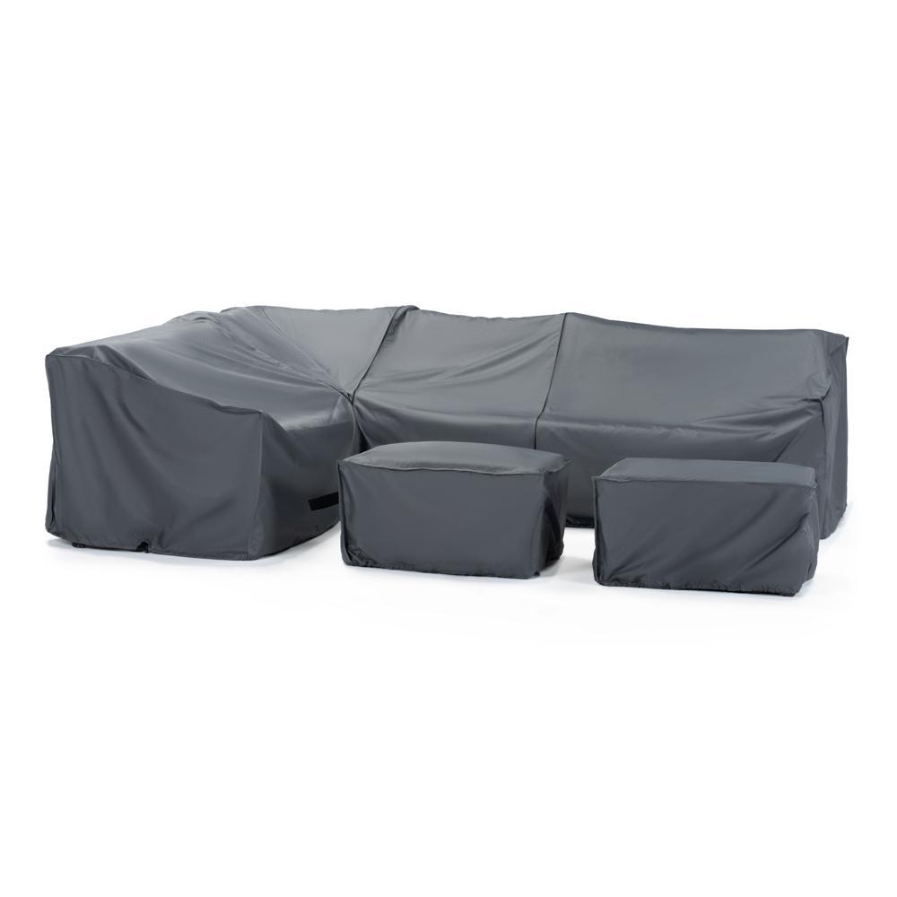 Portofino Sling 6 Piece Sectional Furniture Cover Set