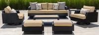 Portofino® Comfort 7 Piece Deep Seating Furniture Cover Set
