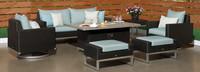 Milo™ 7 Piece Motion Fire Furniture Cover Set