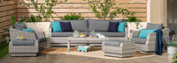 Cannes™ 8 Piece Sofa & Club Chair Furniture Cover Set