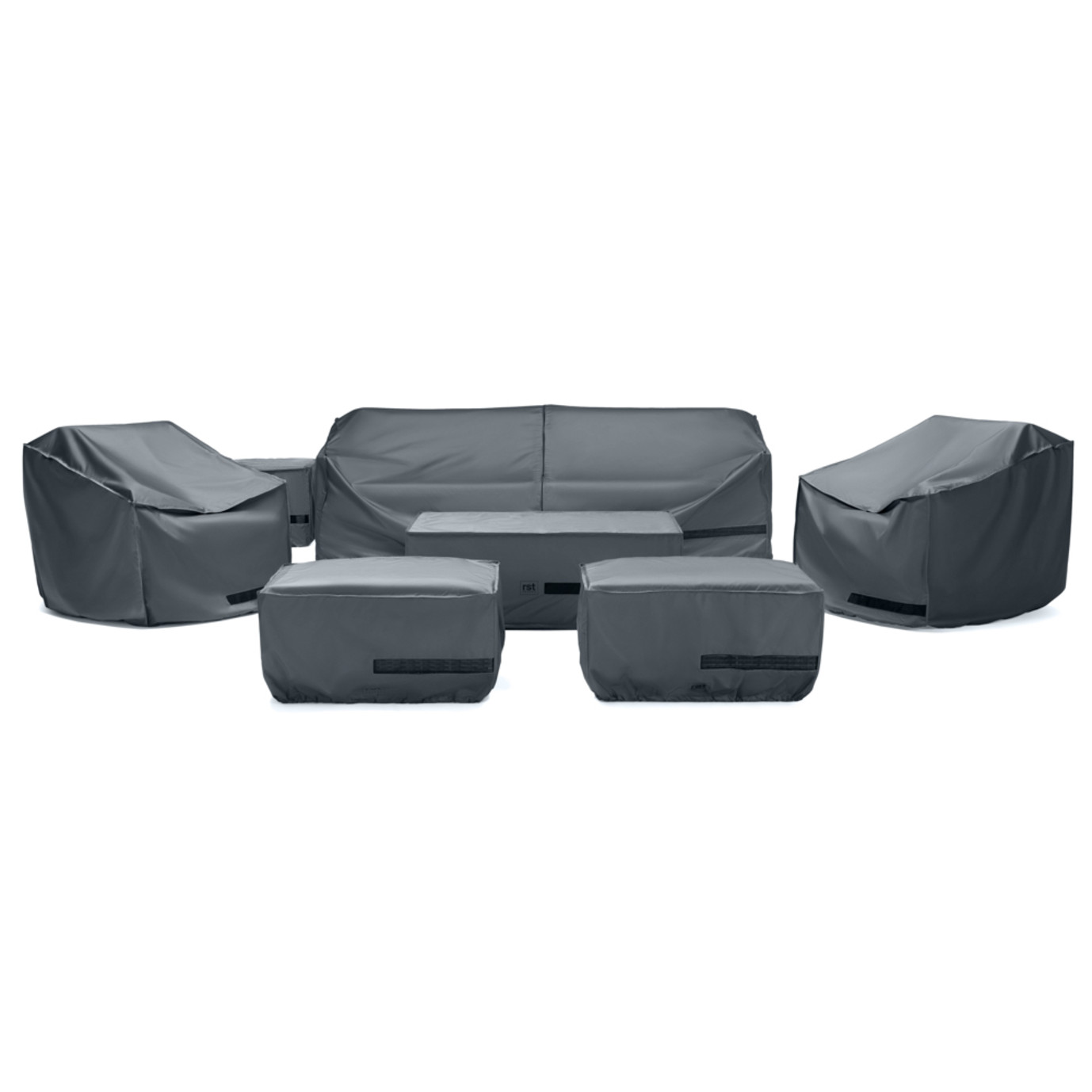 Deco™ 8 Piece Sofa & Club Chair Furniture Cover Set