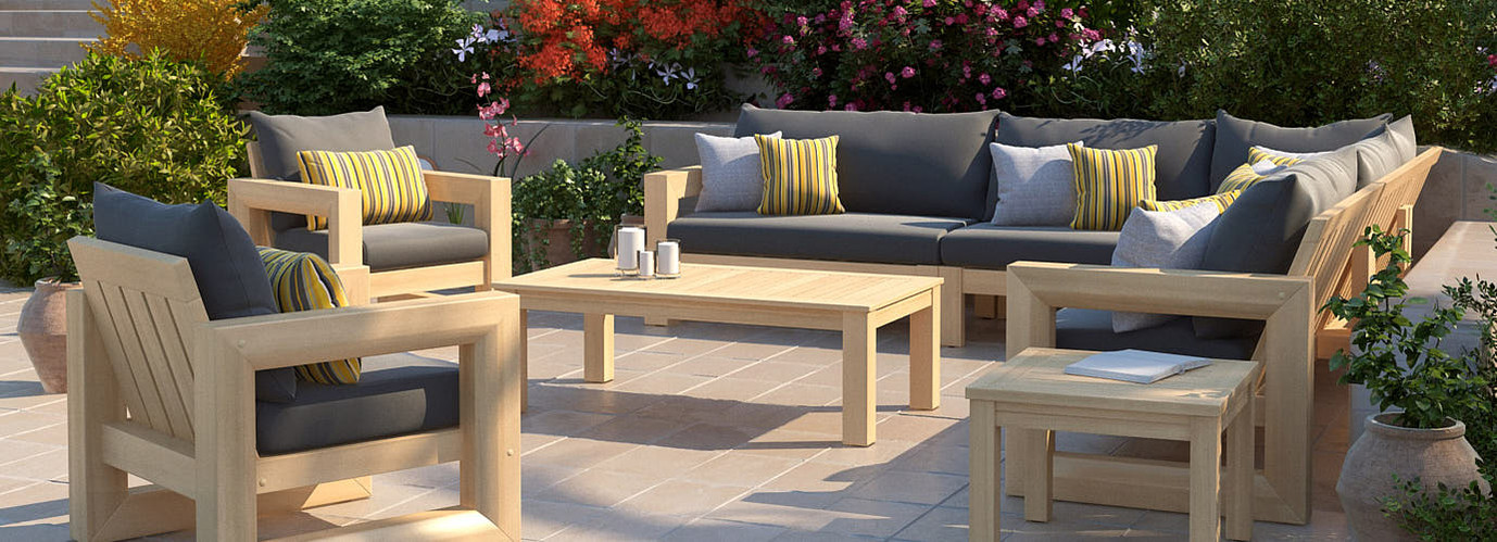 Benson™ 9 Piece Seating Furniture Cover Set