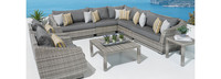 Cannes™ 9 Piece Sectional and Club Furniture Cover Set