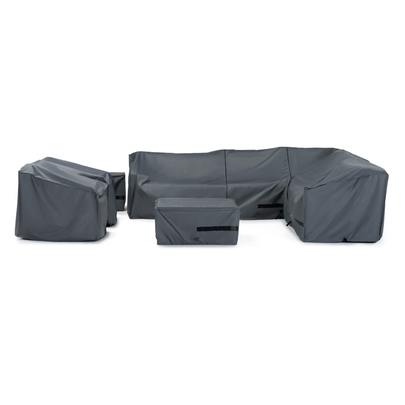 Deco™ 9 Piece Sectional and Club Furniture Cover Set
