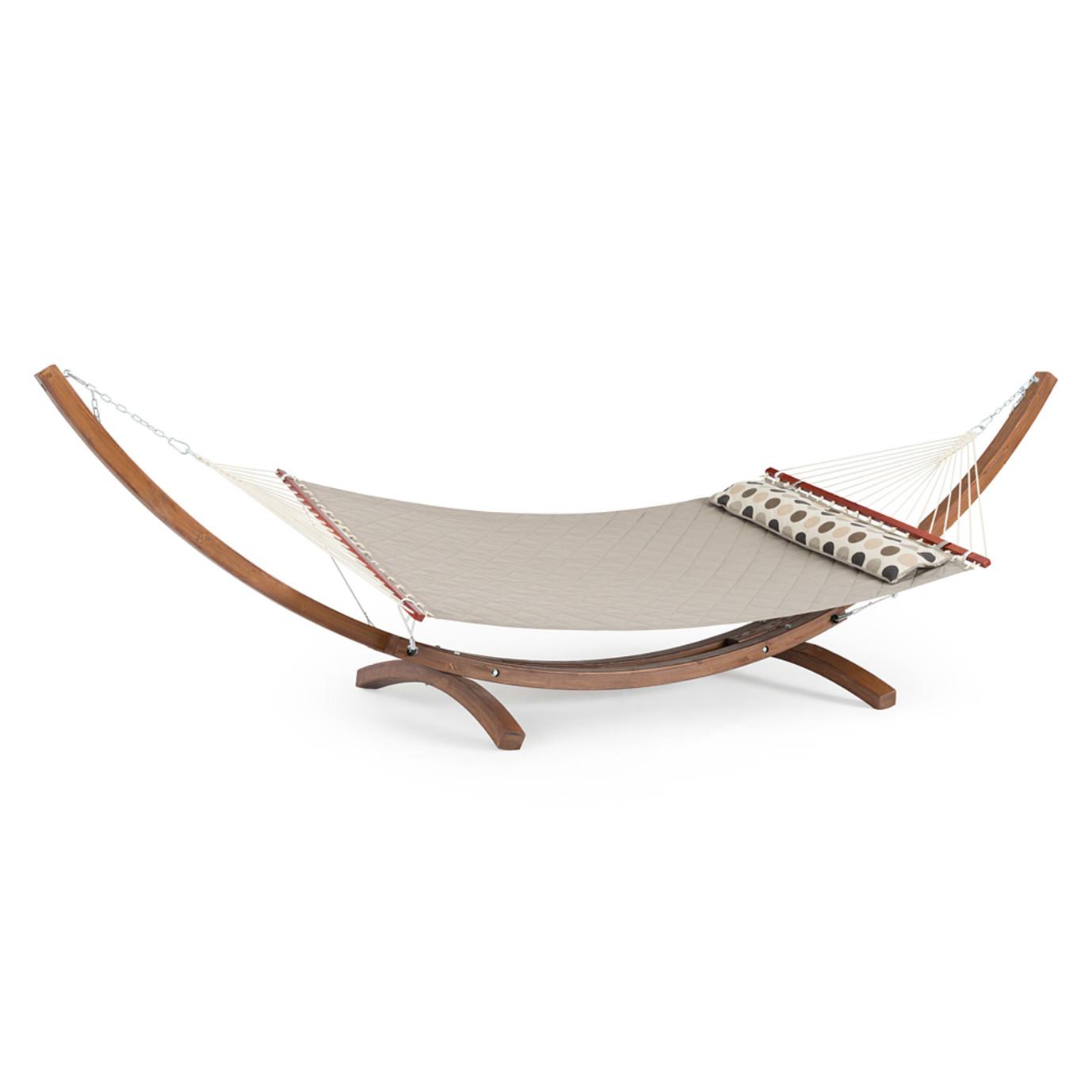 Portofino® Comfort Hammock Set - Taupe