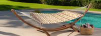 Portofino® Comfort Hammock Set - Mankala Teak
