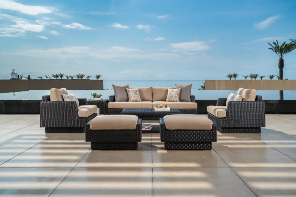 15 Off Portofino Heather Beige Browse, Portofino Patio Furniture