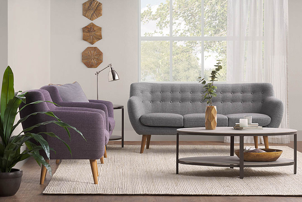 How To Place Accent Chairs In Living Room
